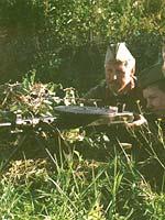17 августа 2003 года. Погранкондуши. Фестиваль 2003 года