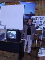 11 июня 2006 года. Медвежьегорск. Презентация музея Линии Салпа